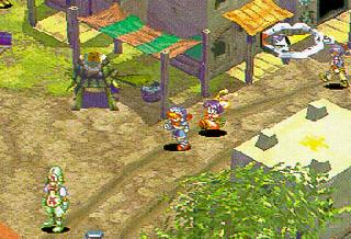 Screenshot Thumbnail / Media File 1 for Grandia [NTSC-U] [Disc2of2]